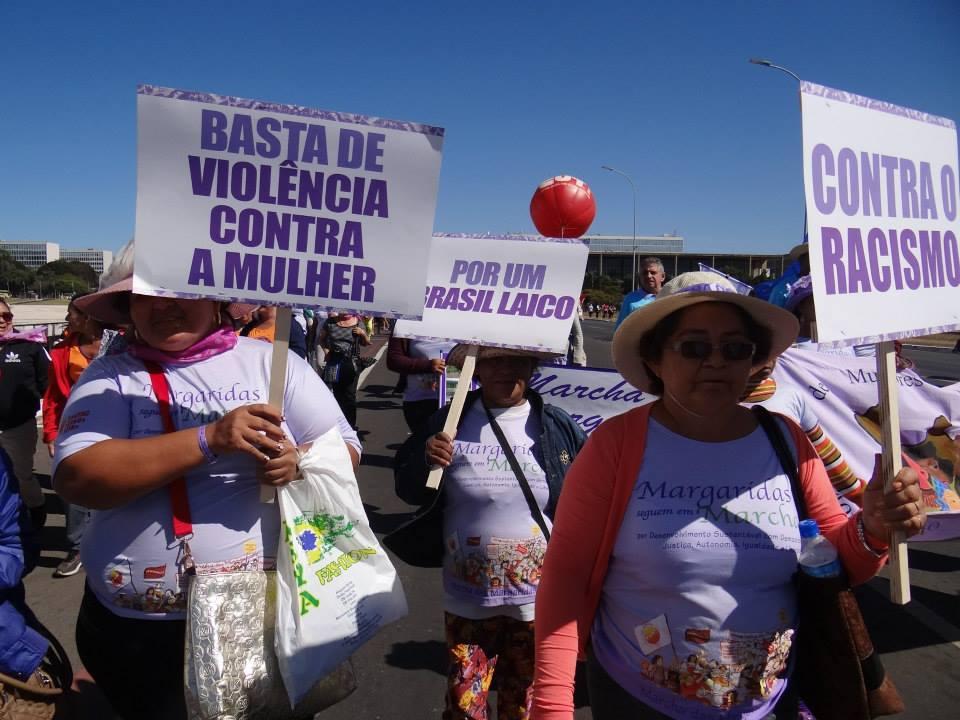 ONU alerta para a violência contra as mulheres nas comunidades rurais/onu mulheres direitosdasmulheres