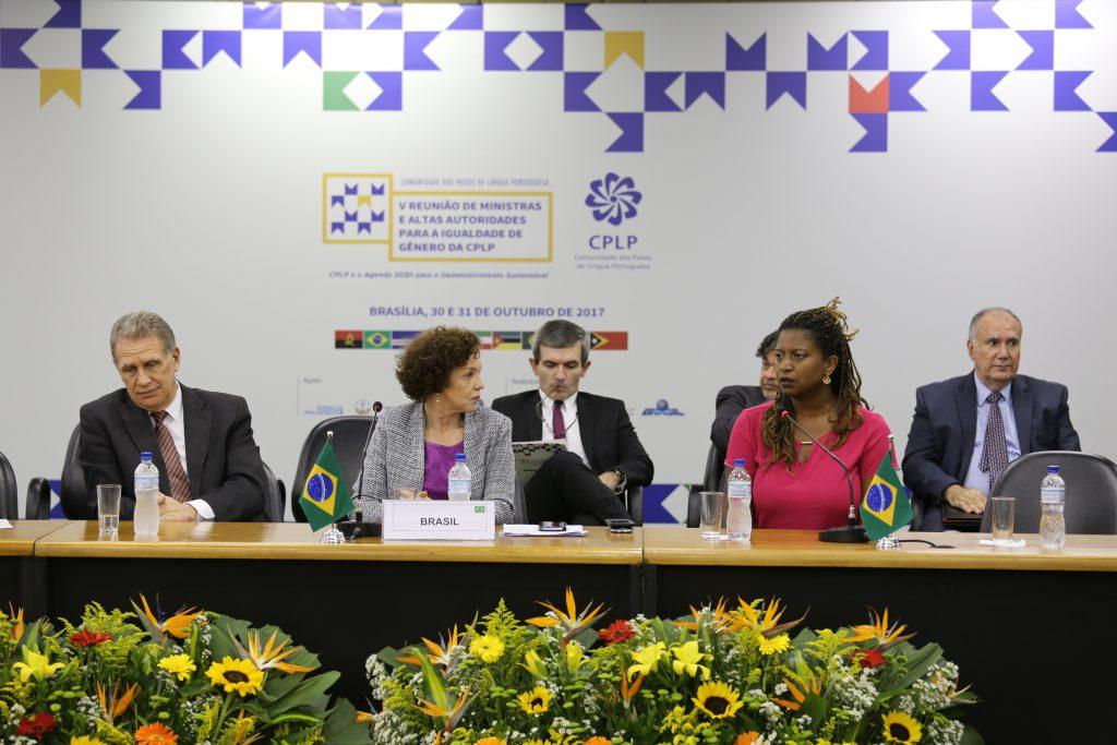 ONU Mulheres e Comunidades de Países de Língua Portuguesa firmam cooperação pela promoção da igualdade de gênero e empoderamento das mulheres/