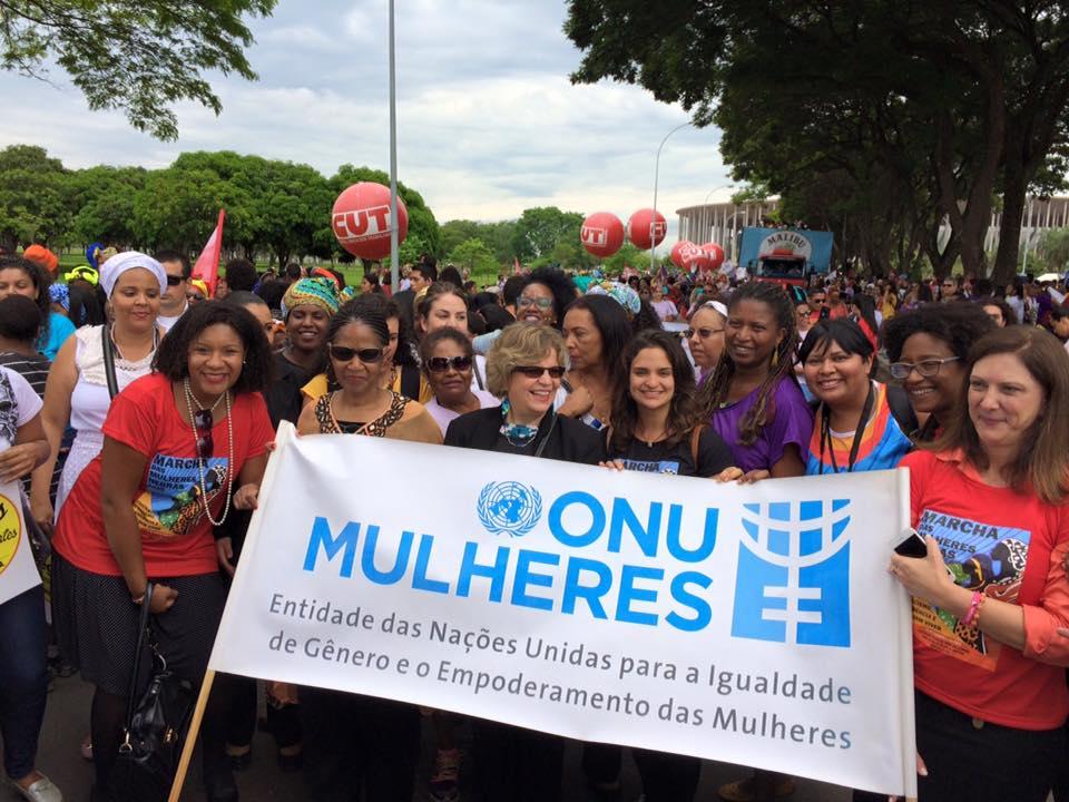 No Mês da Consciência Negra, EBC e ONU Mulheres destacam mulheres negras na liderança política contra o racismo no Brasil/planeta 50 50 noticias decada afro