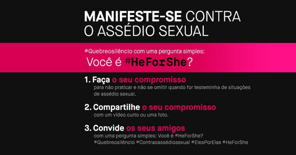Você é #HeForShe?/noticias elesporelas heforshe