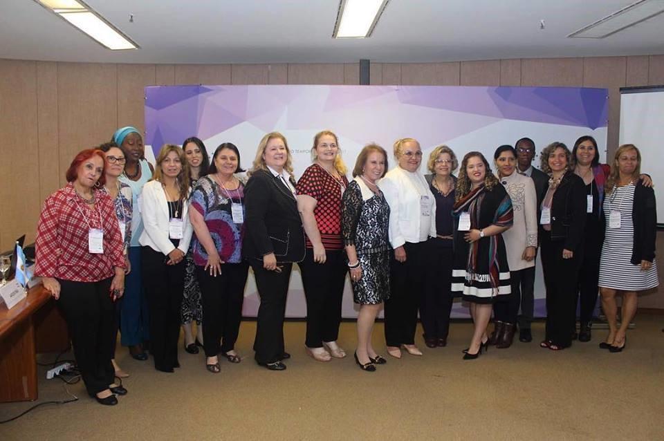 ONU Mulheres pede apoio dos países do Mercosul para defesa dos direitos humanos das mulheres/planeta 50 50 noticias 16 dias de ativismo
