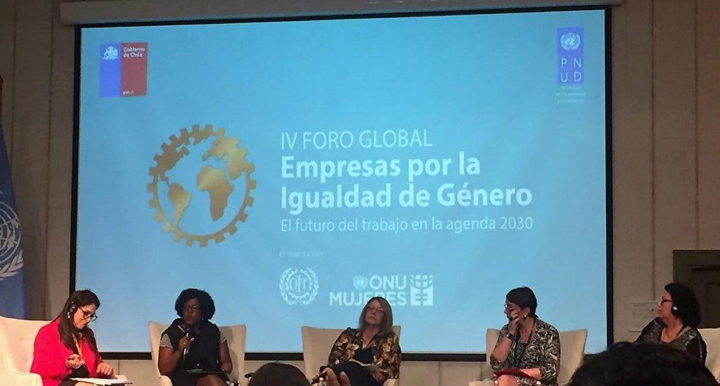Empresas brasileiras afirmam compromisso com a igualdade de gênero em encontro global sobre empoderamento econômico no Chile/principios de empoderamento das mulheres planeta 50 50 onu mulheres ods noticias igualdade de genero direitosdasmulheres