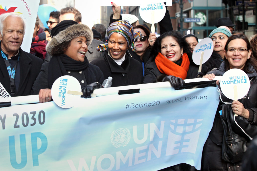 O tempo é agora: ativistas rurais e urbanas transformam a vida das mulheres, por Phumzile Mlambo Ngcuka/planeta 50 50 onu mulheres ods noticias igualdade de genero direitosdasmulheres