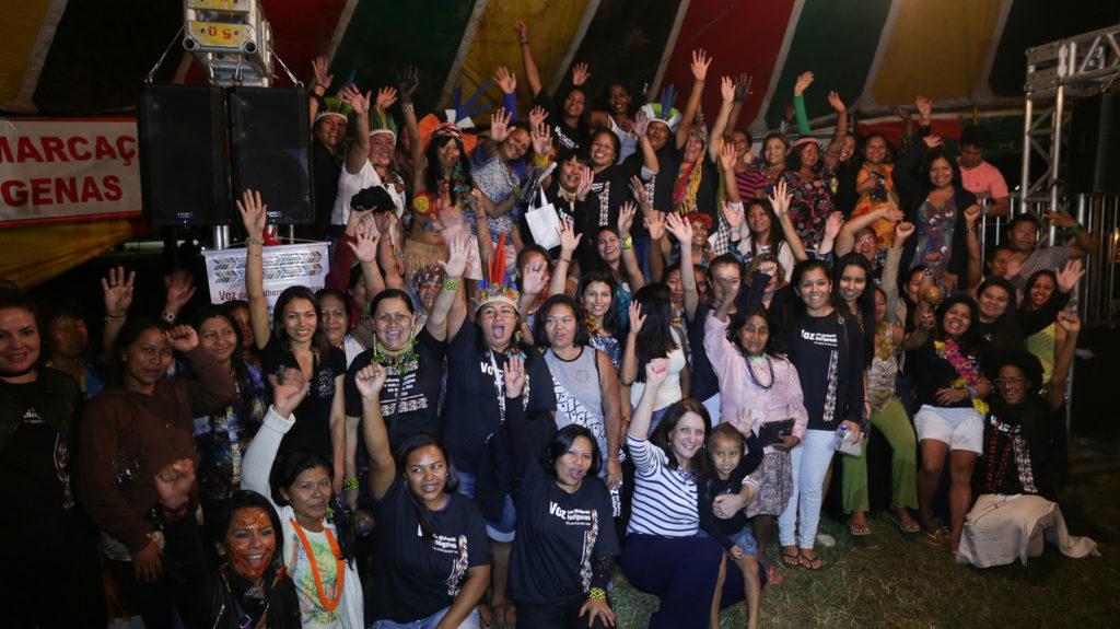 Mulheres indígenas do Brasil e do Canadá e Nações Unidas discutem direitos humanos e participação política/onu mulheres ods noticias mulheres indigenas igualdade de genero direitosdasmulheres