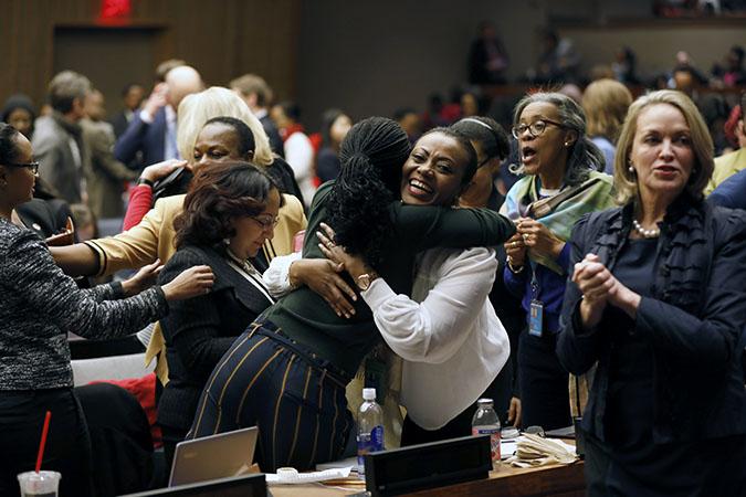 Comissão da ONU sobre a Situação das Mulheres entrega plano para garantir os direitos e o desenvolvimento de mulheres e meninas rurais/planeta 50 50 onu mulheres ods noticias mulheres rurais igualdade de genero direitosdasmulheres csw