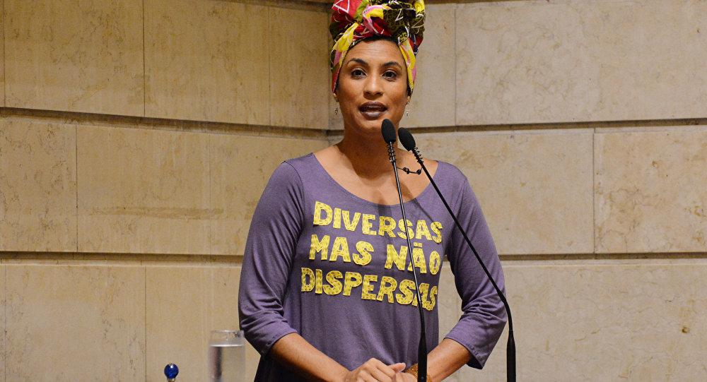 Trajetória política da vereadora Marielle Franco é destacada, em Nova Iorque, na 62ª Comissão da ONU sobre a Situação das Mulheres/vidas negras planeta 50 50 onu mulheres ods noticias mulheres negras marielle franco igualdade de genero direitosdasmulheres decada afro csw