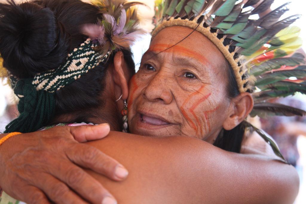 ONU Brasil lança documentário 'Mulheres Indígenas: Vozes por Direitos e Justiça'/planeta 50 50 participacao politica onu mulheres ods noticias mulheres indigenas igualdade de genero destaques