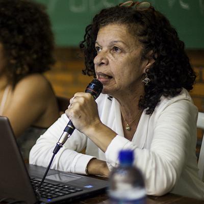 Nilza Iraci é coordenadora de comunicação do Geledés e integra o Comitê Mulheres Negras Rumo a um Planeta 50-50 em 2030 (Foto: Reprodução internet)