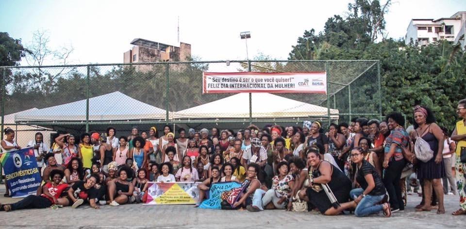 Mulheres negras iniciam organização de encontro nacional alusivo aos 30 anos de articulação política/planeta 50 50 onu mulheres ods noticias mulheres negras igualdade de genero direitosdasmulheres decada afro