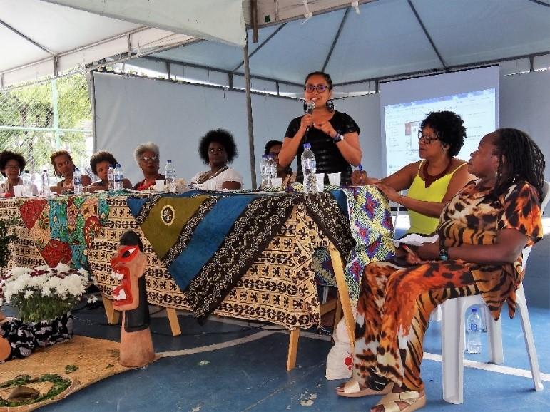 Latino americanas e caribenhas querem intensificar integração com movimento de mulheres negras brasileiras/planeta 50 50 onu mulheres noticias mulheres negras igualdade de genero direitosdasmulheres decada afro