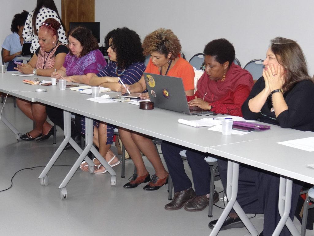 ONU Mulheres e UNFPA promovem debate com a sociedade civil sobre direitos humanos das mulheres/planeta 50 50 onu mulheres ods noticias nadine gasman igualdade de genero direitos humanos direitosdasmulheres brasil 50 50