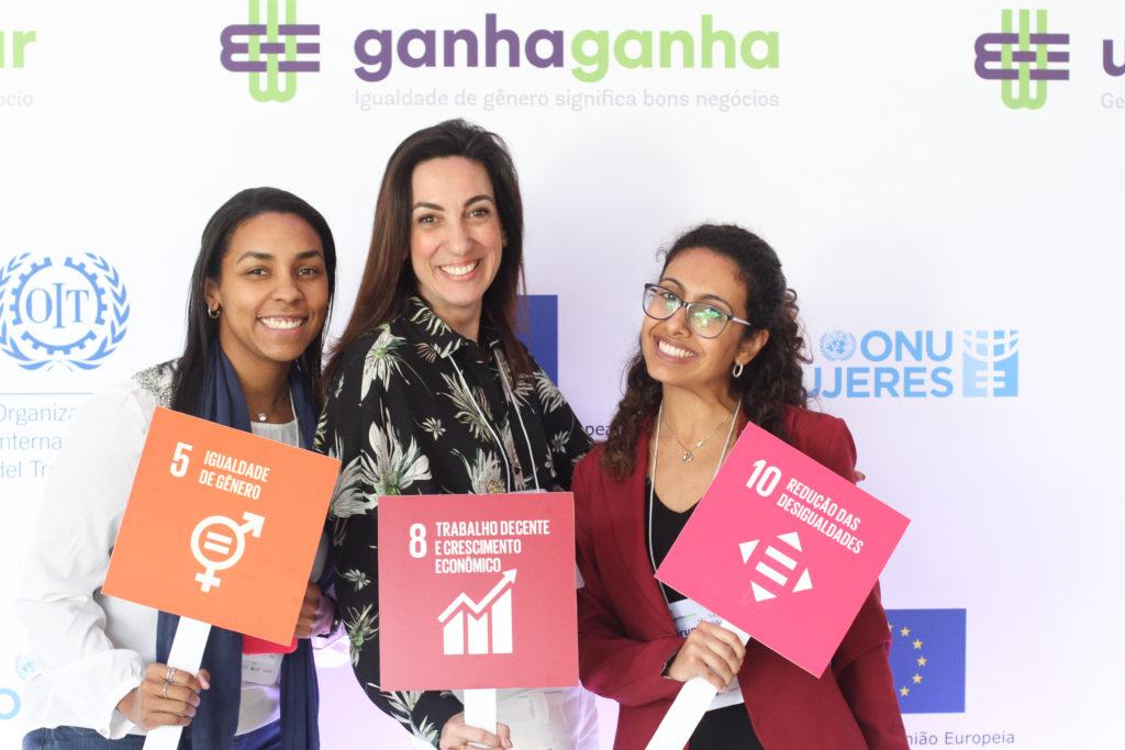 Setor privado e empresas públicas fazem intercâmbio sobreigualdade de gênero nos negócios durante o Fórum WEPs 2018/onu mulheres ods noticias ganha ganha empoderamento economico direitosdasmulheres