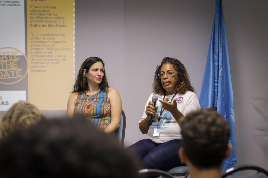 Campanha Vidas Negras promove cine debate sobre filme 'Auto de Resistência'/vidas negras decada afro