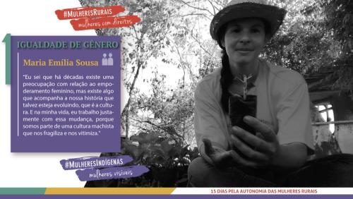 15 dias pela autonomia das mulheres rurais/noticias mulheres rurais