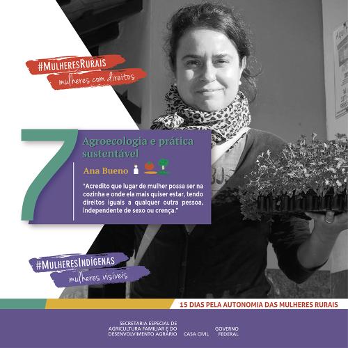 Agroecologia e sustentabilidade: a gastronomia sustentável da Escola de Comer/noticias mulheres rurais empoderamento economico