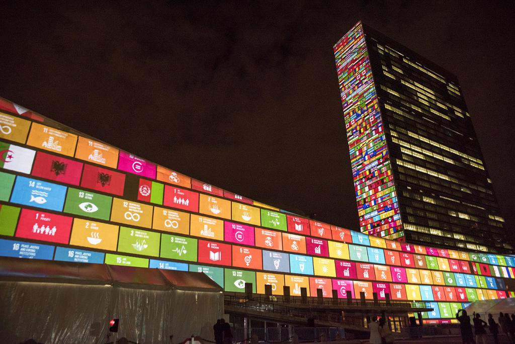 Empresas brasileiras criam campanha digital sobre metas de desenvolvimento sustentável da ONU/ods noticias