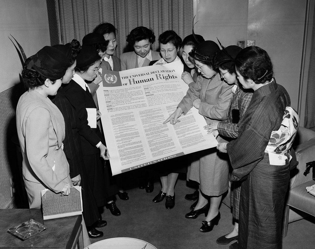 ONU, União Europeia e PGR celebram 70 anos da Declaração Universal dos Direitos Humanos/noticias direitos humanos