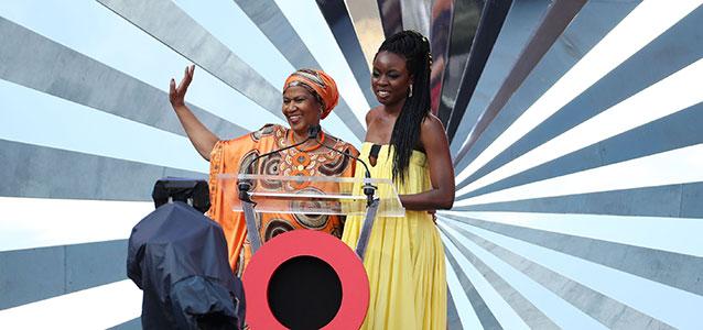 ONU Mulheres anuncia Danai Gurira como embaixadora da Boa Vontade/onu mulheres noticias mulheres negras 16 dias de ativismo