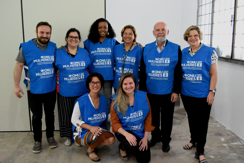 Agências da ONU reforçam atenção a meninas e mulheres migrantes e refugiadas no Brasil/ods noticias nadine gasman mulheres refugiadas mulheres migrantes igualdade de genero direitos humanos direitosdasmulheres