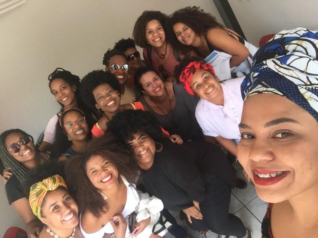 Ciberativistas negras participam de oficina sobre ODS, Década Internacional de Afrodescendentes e plataformas digitais/onu mulheres ods noticias mulheres negras direitos humanos direitosdasmulheres decada afro brasil 50 50