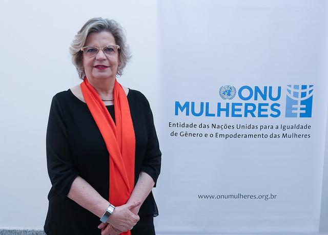 Nadine Gasman conclui missão de representação no escritório da ONU Mulheres Brasil/onu mulheres noticias