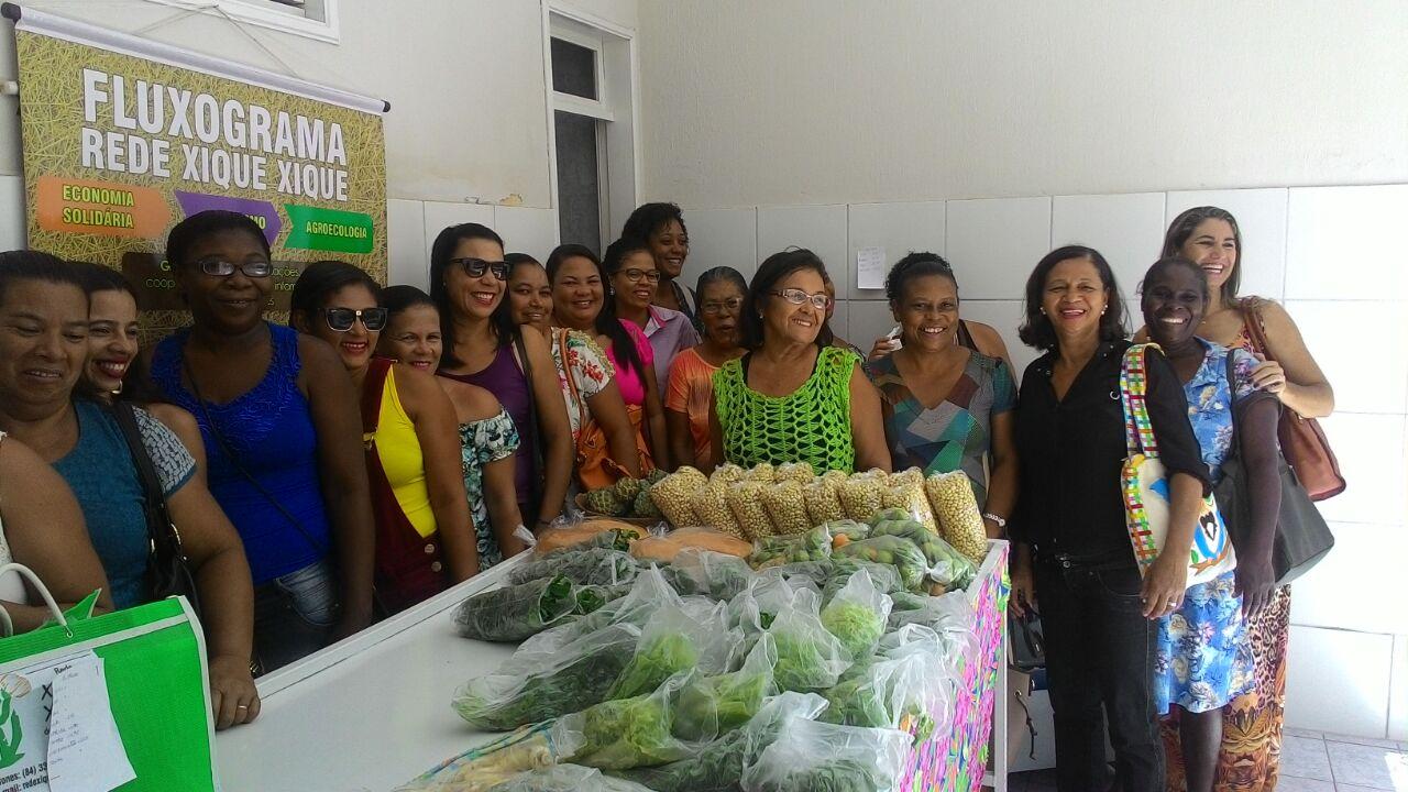 Agricultoras rurais do Rio Grande do Norte recebem apoio da Fundação Banco do Brasil e ONU Mulheres/onu mulheres ods noticias mulheres rurais empoderamento economico