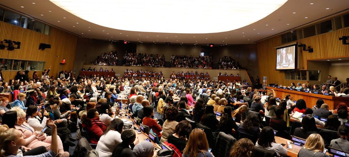 Entrevista: CSW é o maior evento de mulheres do mundo, diz ONU Mulheres/onu mulheres noticias igualdade de genero direitosdasmulheres csw