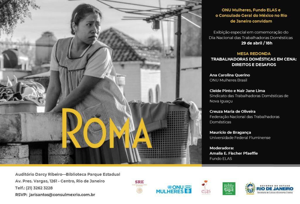 ONU Mulheres Brasil, Consulado do México e Fundo ELAS realizam evento, em 29/4, em comemoração ao Dia Nacional da Trabalhadora Doméstica/trabalhadoras domesticas onu mulheres noticias igualdade de genero empoderamento economico direitosdasmulheres