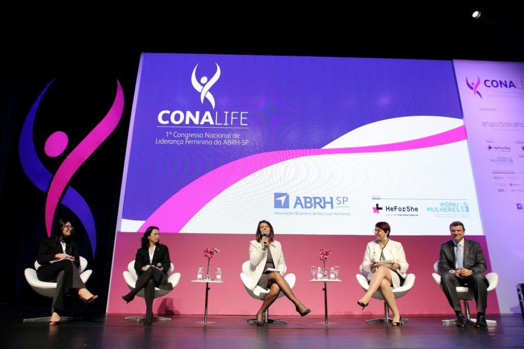 Com apoio da ONU Mulheres, a 4ª edição do Conalife abordará visão inclusiva em meio a mudanças tecnológicas/principios de empoderamento das mulheres planeta 50 50 onu mulheres noticias igualdade de genero empoderamento economico direitosdasmulheres