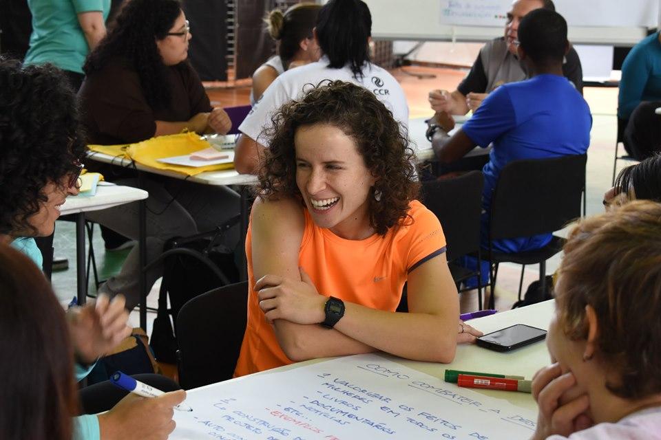 Novo treinamento de organizações multiplicadoras do programa Uma Vitória Leva à Outra, da ONU Mulheres, no Rio de Janeiro/uma vitoria leva a outra onu mulheres noticias igualdade de genero