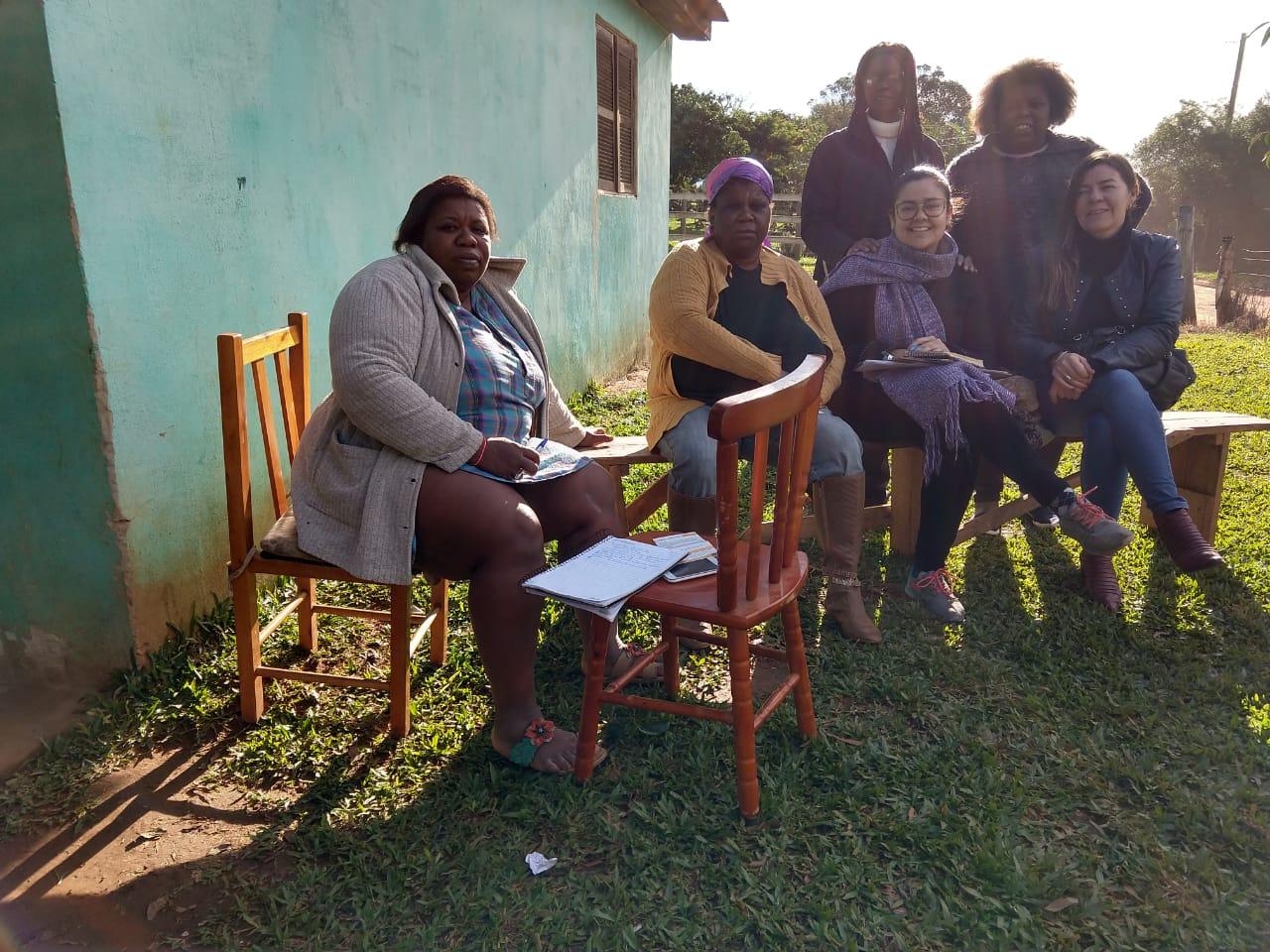 Fundação BB e ONU Mulheres assinam convênio em Porto Alegre para beneficiar agricultura familiar/principios de empoderamento das mulheres ods noticias mulheres rurais mulheres quilombolas direitos humanos direitosdasmulheres