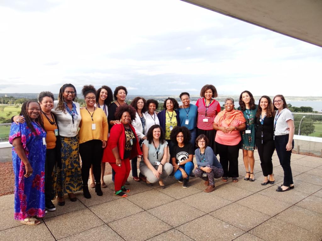 Mulheres Negras destacam potencial dos ODS para inclusão da população negra e eliminação do racismo/vidas negras planeta 50 50 onu mulheres ods noticias mulheres negras igualdade de genero cidade 50 50 brasil 50 50