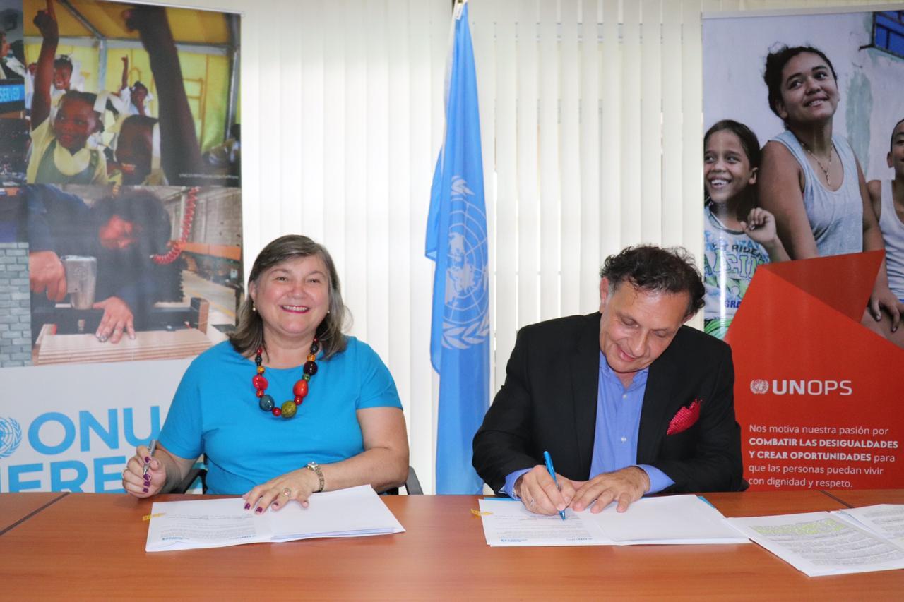 ONU Mulheres e UNOPS assinam acordo para fortalecer a abordagem de gênero na gestão pública/