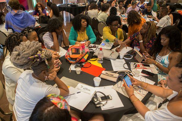 Encontro internacional reúne mulheres para alianças globais/violencia contra as mulheres vidas negras principios de empoderamento das mulheres onu mulheres noticias mulheres negras marielle franco igualdade de genero direitosdasmulheres