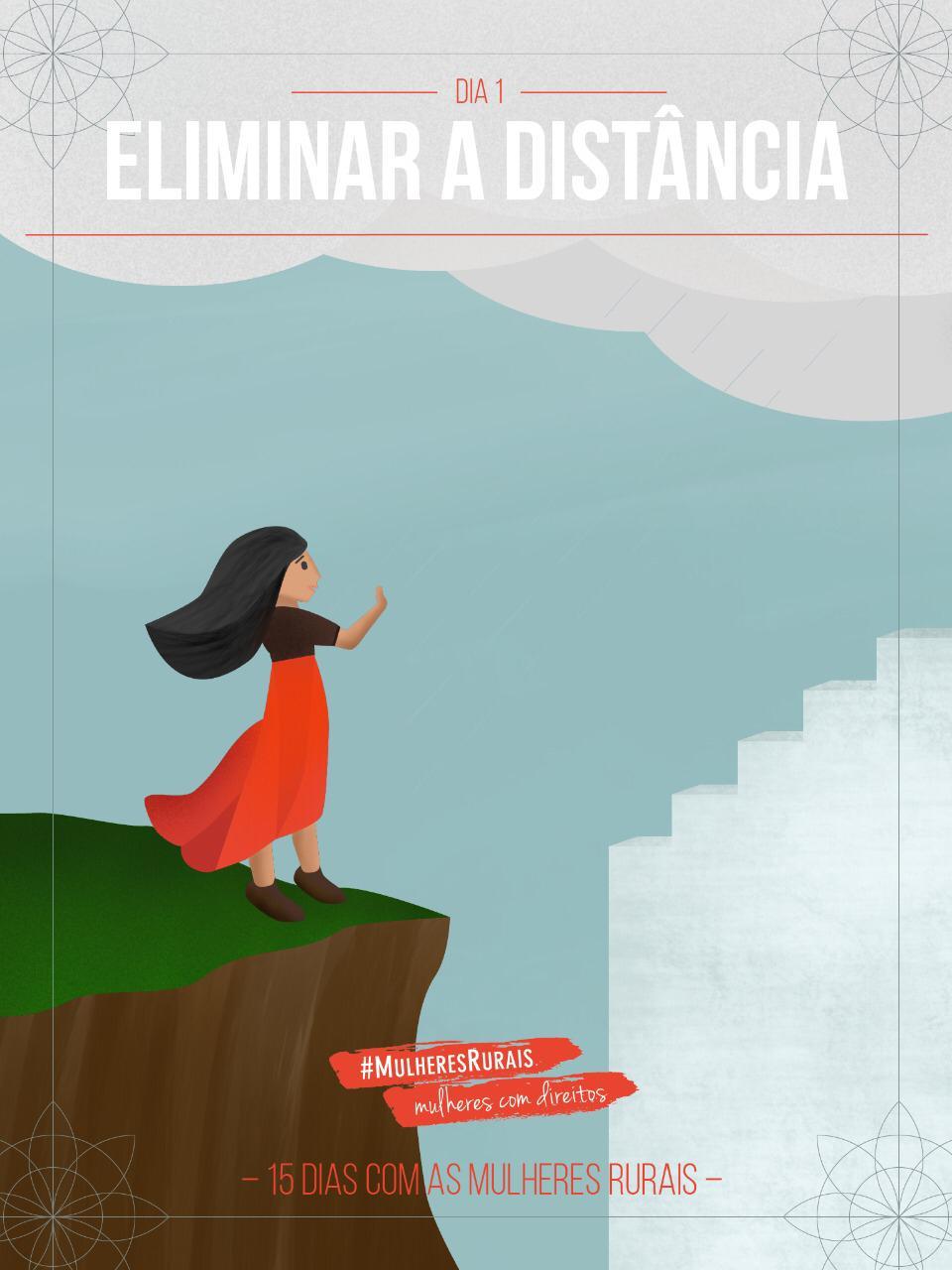 Campanha Regional promove 15 dias de mobilização pelos direitos das mulheres do campo/mulheres rurais meninas igualdade de genero empoderamento economico direitosdasmulheres cidade 50 50 brasil5050 brasil 50 50