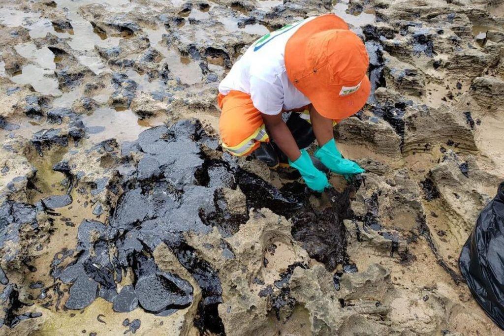 Derramamento de óleo no Nordeste: ONU Brasil está à disposição das autoridades para colaborar na busca de soluções/onu mulheres noticias