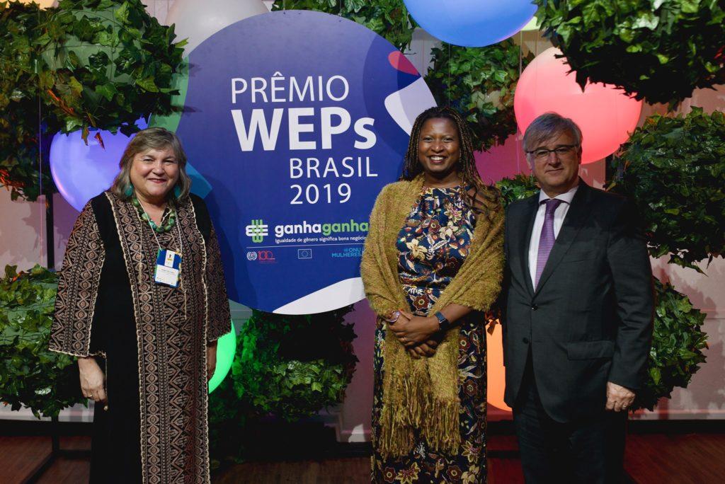 Unilever é o principal destaque do Prêmio Weps 2019, entregue pela ONU Mulheres e Pacto Global/principios de empoderamento das mulheres onu mulheres ods noticias igualdade de genero ganha ganha empoderamento economico direitos humanos direitosdasmulheres
