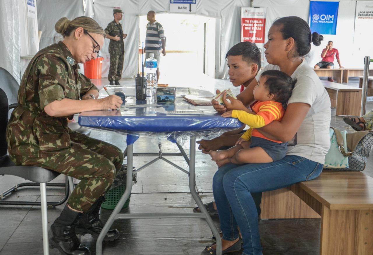 Agências da ONU integram novo site da Operação Acolhida/onu mulheres noticias mulheres refugiadas mulheres migrantes acao humanitaria