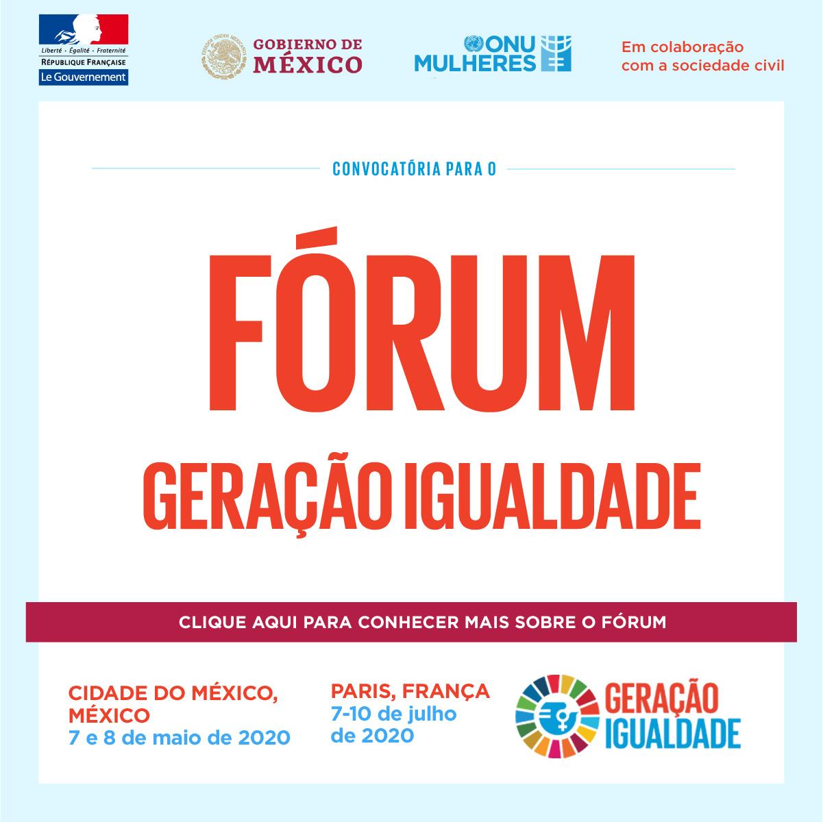 ONU Mulheres anuncia temas para o Fórum Geração Igualdade/noticias igualdade de genero