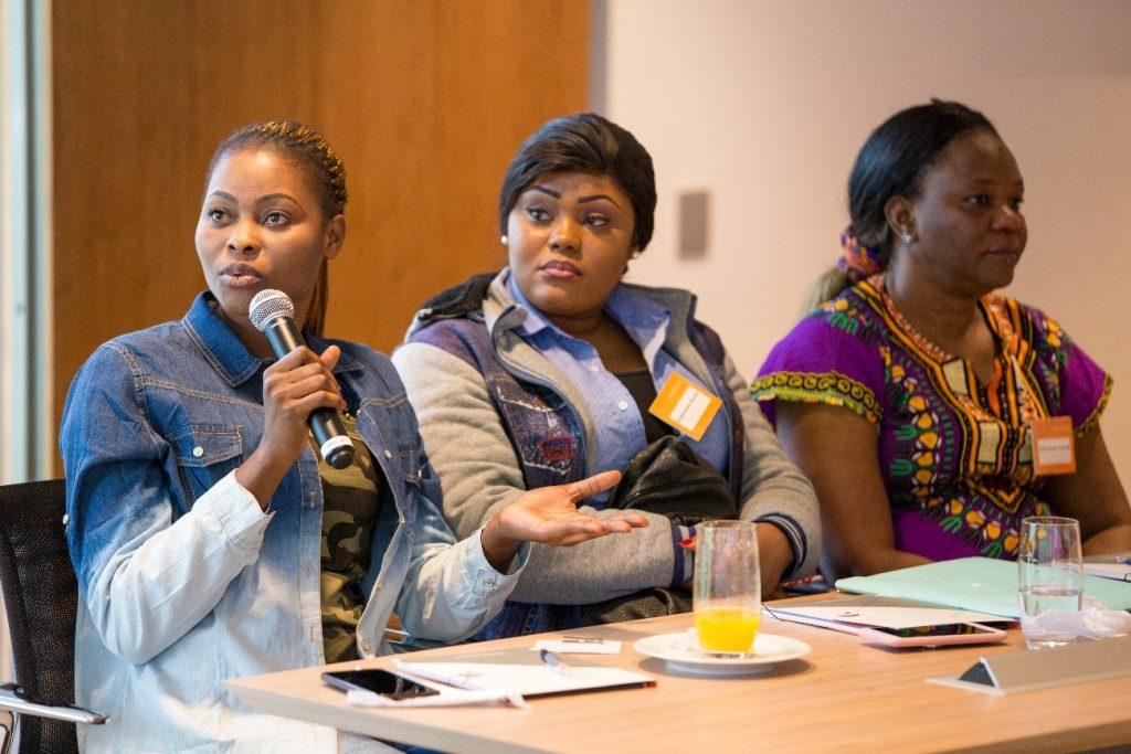 Empresas e mulheres refugiadas reúnem se em dinâmica de empregabilidade em SP/ods noticias mulheres refugiadas empoderamento economico direitos humanos