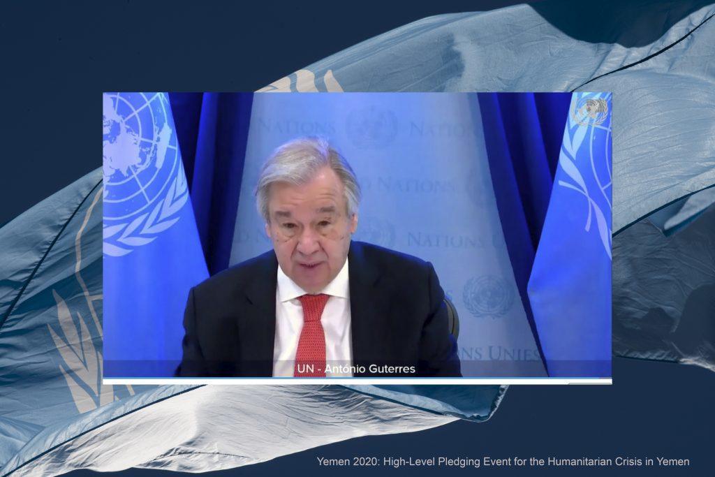 Artigo: Alerta Global, secretário geral da ONU sobre Covid 19/ods noticias covid19