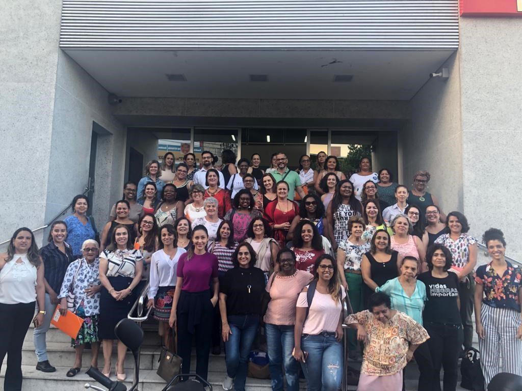 Ninguém para trás: ações da ONU Mulheres em Itabira fomentam a promoção da igualdade de gênero entre poder público e sociedade civil/planeta 50 50 onu mulheres ods noticias cidade 50 50
