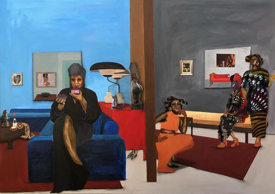 """ONU Mulheres apresenta exposição de arte """"Uma Força para a Mudança"""" e apoia leilão com trabalho de 26 negras artistas/onu mulheres noticias"""