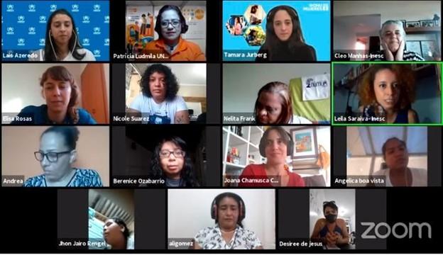Em parceria com Inesc, ONU lança ferramentas para subsidiar ações mais inclusivas na resposta humanitária no Brasil/onu mulheres noticias acao humanitaria