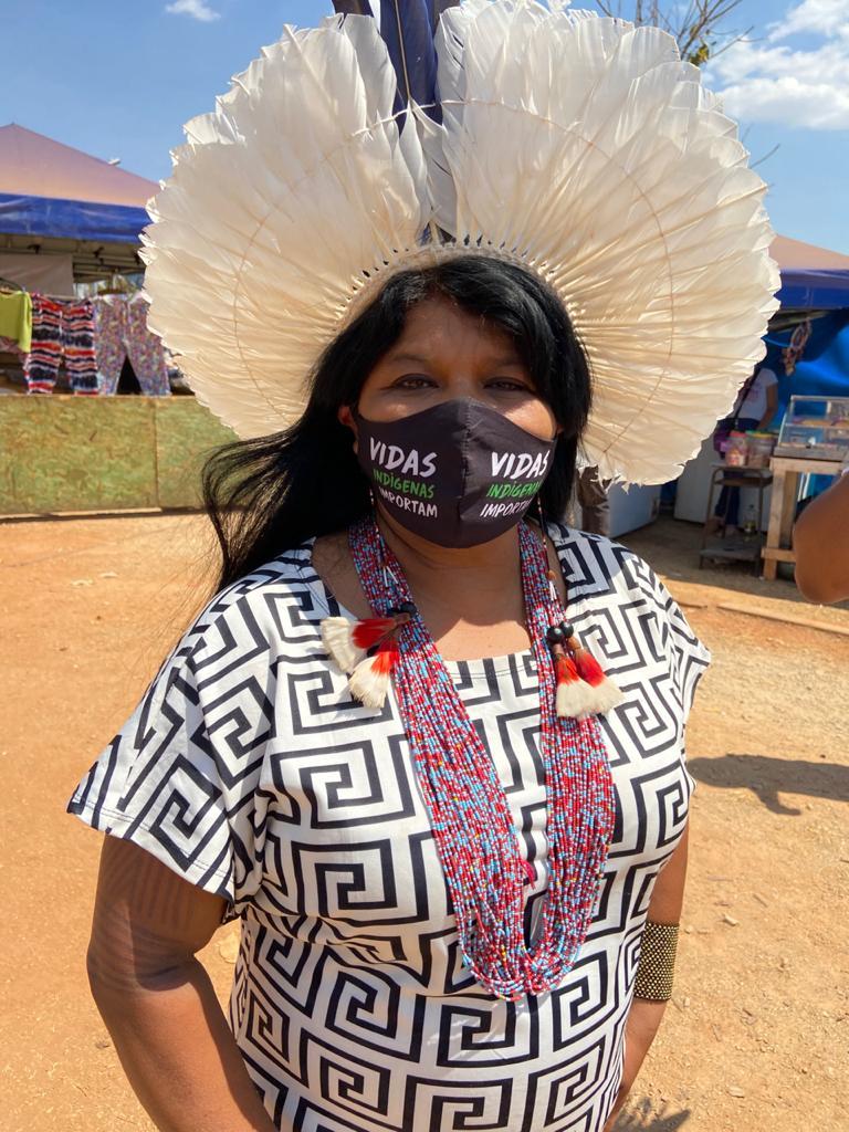 """Mulheres Indígenas somam as suas vozes à campanha """"Nós, o Movimento""""/noticias mulheres indigenas geracao igualdade"""