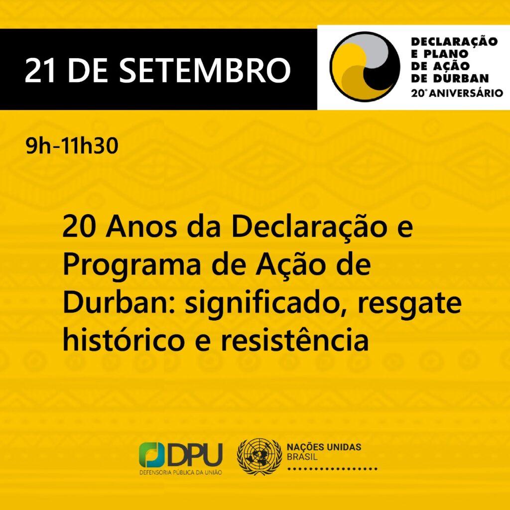 DPU e ONU organizam evento sobre os 20 anos da Declaração de Durban/racismo onu mulheres noticias mulheres quilombolas mulheres negras