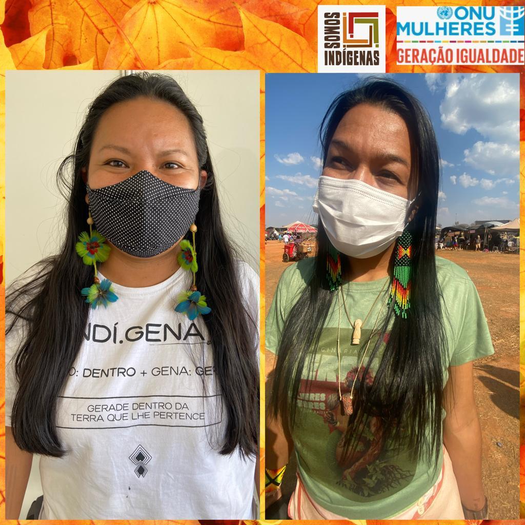 Articulação Nacional das Mulheres Indígenas Guerreiras da Ancestralidade fortalece liderança local e atuação em rede pelos biomas/noticias mulheres indigenas igualdade de genero geracao igualdade